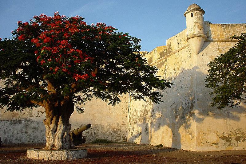 Fortaleza palace, Luanda, Angola