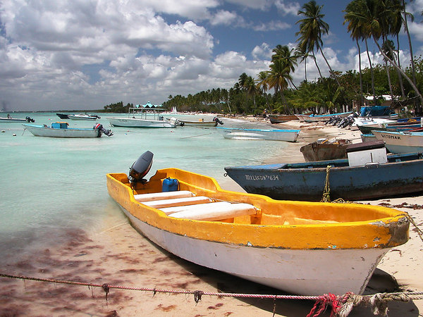 Bayahibe, Dominican Republic.