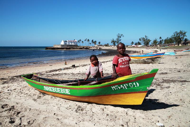 Ilha de Mozambique.
