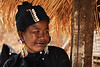 Eng woman, Golden triangle hills, Myanmar.
